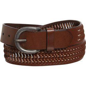 Pistil Spray Leather Belt - 38 mm